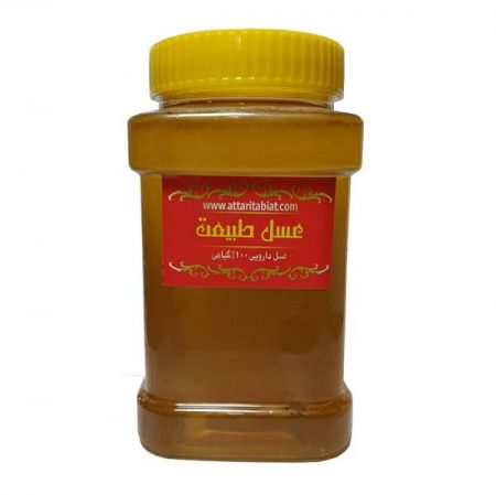 Natural honey-