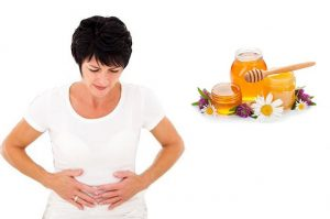 Treat stomach ulcers with honey